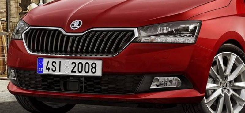3,2 millió forinton nyit az immár dízelmotor nélküli új Skoda Fabia