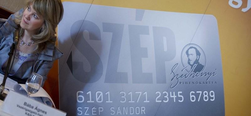 A szálláshelyek 60 százaléka nem használja a SZÉP-kártyát