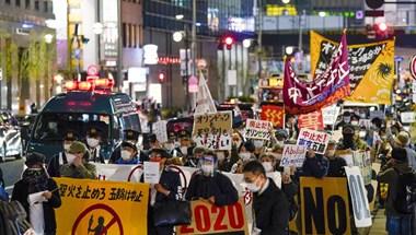 Tokió akarja az olimpiát, a japánok inkább szabadulnának tőle