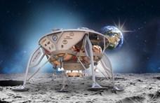 Elstartolt az első izraeli holdraszálló szonda