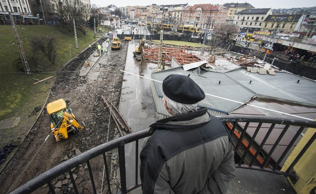 Átalakuló Budapest és magyar séf a hét képein