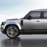 Mint egy luxusjacht: még egyedibb lett az új Land Rover Defender