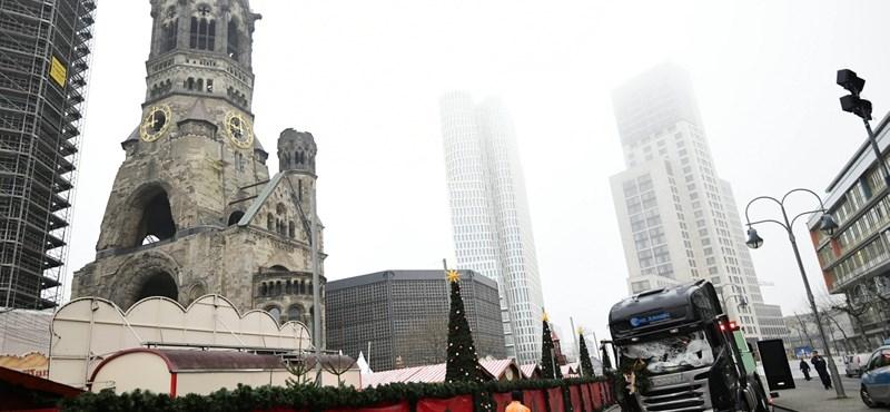 Lehet, hogy még nem is kapták el a berlini merénylőt