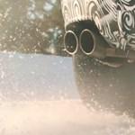 650 lóerővel a hóban: videón a Lamborghini divatterepjárója