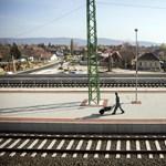 Újra jár jövő héttől az esztergomi vonat, de még a régi tempóban