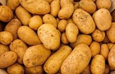 Nincs már magyar krumpli a boltokban