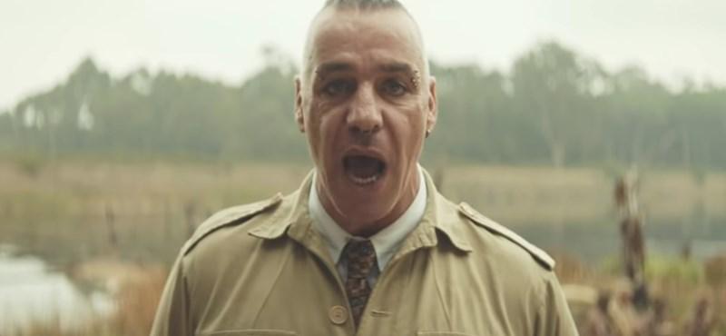 Leütött egy férfit, most testi sértéssel vádolják a Rammstein első emberét