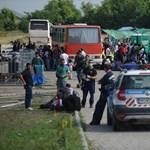 Rendőrség: Gyújtogatással fenyegetőztek menekültek Kiskunhalason