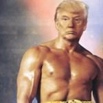 Ön szerint photoshoppolt ez a kép Trumpról?
