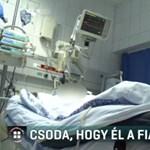 Már stabil állapotban van a dabasi focista, akit tizenegyszer élesztettek újra