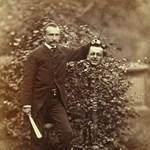 Fej nélküli emberek képei a 19. századból