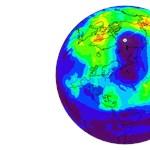 Az ilyenkor szokásosnál 18 százalékkal kisebb az ózonréteg az Északi-sarknál