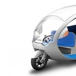 A legmenőbb jármű lenne az elektromos riksa