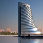 Dubai után Kubában is vitorlás alakú szálloda épül - fotók