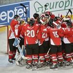 Hoki-vb: Nagy-Britannia - Magyarország 5-4, de bronzérmesek vagyunk