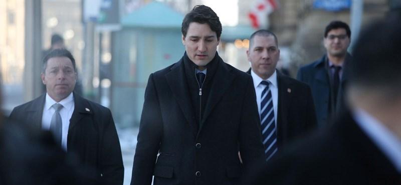 A kanadai sztárminiszterelnök elkövette a legsúlyosabb politikusi bűnt
