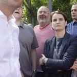 Fia született a meleg szerb miniszterelnöknek