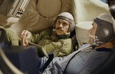 Máris jelentkezne űrhajósnak? És hogy megy az orosz?