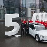 Megállapodott az Audival a kormány, Orbán is beszélt