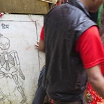 Oltárra fröcsög a meleg vér - megdöbbentő fotók Nepálból
