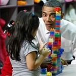 A nap képe: Barack Obama, az örök gyerek