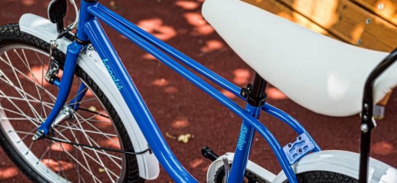 Visszatér a Csepel Tacskó kerékpár