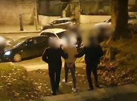 Iskolás fegyveres rablókat fogtak Budapesten