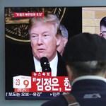 Lehet, tényleg összejön a csúcs: állítólag nyolcfős delegációt küldött Észak-Korea Szingapúrba