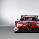 Ezt az Alfa Romeót ki kéne küldeni versenypályára