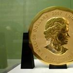 Óriási kárt okoztak a berlini Bode Múzeumba bemászó tolvajok
