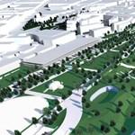 Magyar Géniuszok Házát terveznek a Nyugati mögé