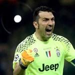Elárulta Buffon, mikor hagyja abba a focit