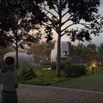 3D-s nyomtatással építenek házakat Hollandiában – videó