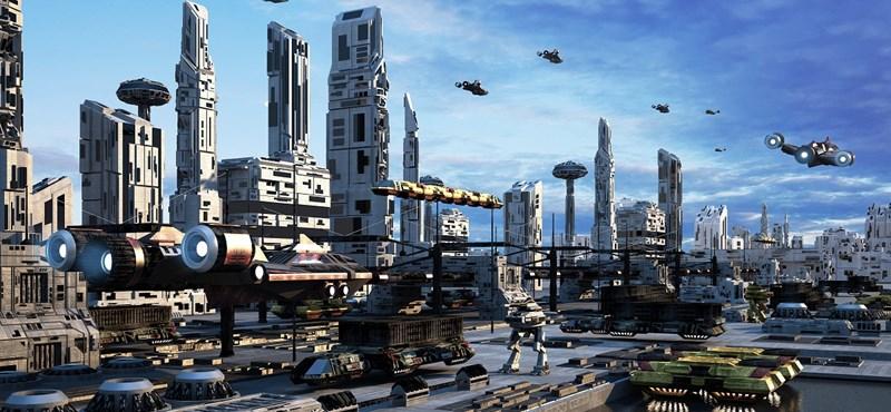 Az 5G elhozza a sci-fi filmek világát az otthonainkba - infografika
