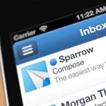 Megjelent a Sparrow levelező iPhone-ra is! [videó]