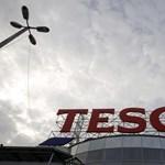 Tesco: egy külső cég hibás a leszakadt álmennyezet miatt