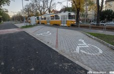 Átadták a megújul P+R parkolót a II. kerületben