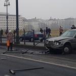 Nem jár a 4-es, 6-os, mert baleset volt a Margit hídon - mindenki meneküljön a Szent István körútról