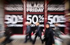 Nyolcmilliót költött egy vásárló a Black Fridayen