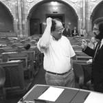 Akik megnyerték a Kónya-Pető-vitát: Horn és Orbán