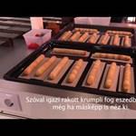 Videó: Így lesz a rakott krumpliból rackotth croomply