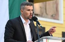 Jakab Péter a Parlamentben: itt az újabb narancsos bukta
