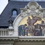 Megfigyelte már ezeket a fantasztikus mozaikokat Budapest házfalain?