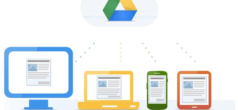 1 TB tárhelyet ad ingyen a Google, így juthat hozzá