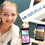 Ilyen lett az LG Optimus 4X HD!