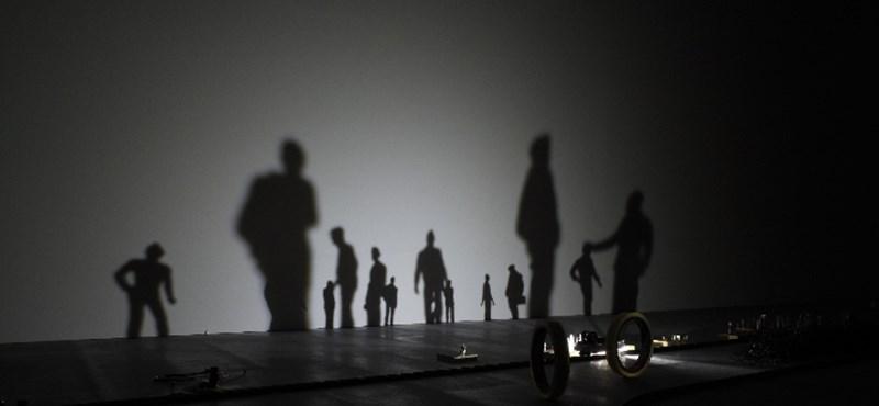 Ilyet még nem láttál: japán árnyékművészet (videó)