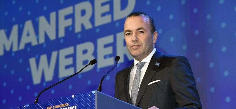Orbán Viktor fellélegezhet: Manfred Weber lehet a Bizottság következő elnöke