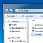 Tuningoljuk a Windows Intéző eszköztárát extra gombokkal