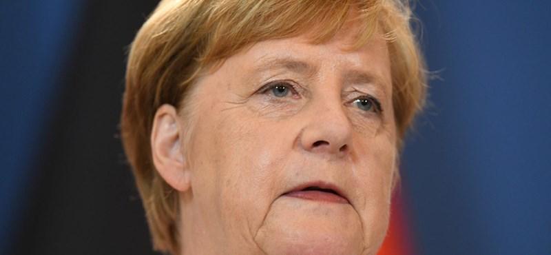 Angela Merkel házi karanténba került