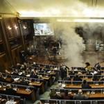 A magyar parlament kismiska ehhez képest